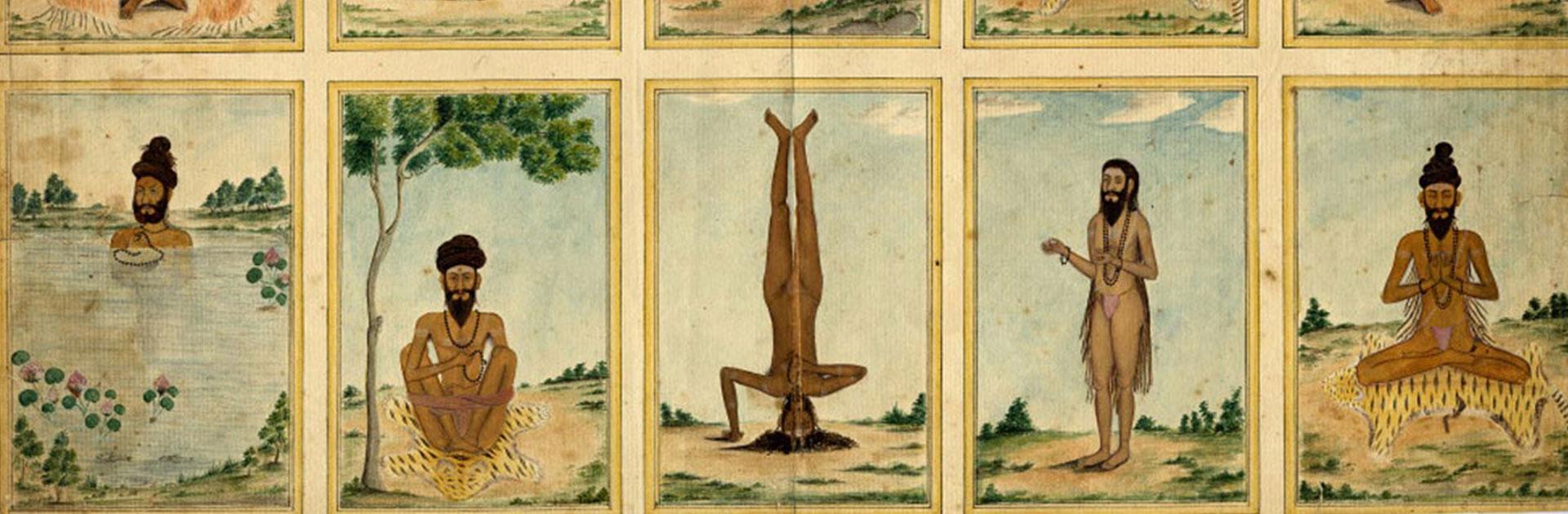 Yoga Origin Evolution And The Self